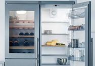 Ấn tượng với tủ lạnh Side by side