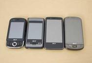 PDA Acer có giá từ 9 tới 12,6 triệu đồng