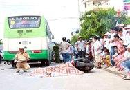 Lại va chạm xe buýt, thiếu nữ trẻ mất mạng