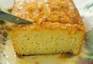 Học làm bánh: Bánh cam sữa chua
