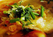 Món ngon mùa hè: Canh cá giấm mẻ