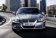 BMW 320i mới về VN có giá 1,078 tỷ đồng