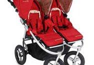 Xe đẩy Side by side dành cho bé sinh đôi
