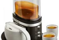 Máy pha trà sang trọng và hiện đại