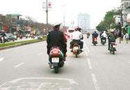 Hà Nội: Phân làn đường như đánh đố