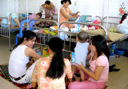 Trẻ nhập viện nhiều do nắng nóng