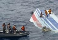Máy bay mất tích có thể đã vỡ tan trên không