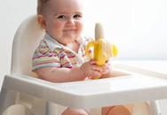 Trẻ ăn chuối nhiều rất dễ gây táo bón?