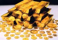 """""""Bốc hơi"""" 132 lượng vàng trong lúc giao dịch"""