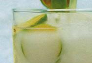 Thức uống mùa hè: Sắn dây quất