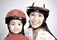 Lưu ý khi chọn mũ bảo hiểm cho trẻ!