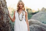 Đầm liền thân dịu mát ngày hè