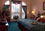 Trang trí phòng ngủ rộng