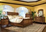 Mẫu phòng ngủ đẹp theo phong cách Hawaii