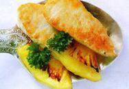 Món ngon từ trái cây: Lợn nướng dứa