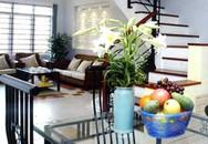 Thiết kế không gian nhà hẹp