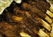 Món ngon cuối tuần: Sườn bò đút lò