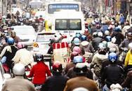 Đến 2015, dân số Hà Nội khoảng 7,7 triệu người