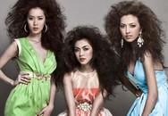 Tăng Thanh Hà hóa 'cô gái tóc xù'