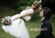 Những cô dâu Hàn Quốc xinh đẹp