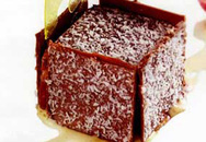 Học làm bánh: Bánh Lamington