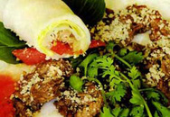 Thực đơn bữa tối: Bò cuốn phô mai