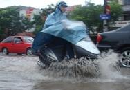 Miền Bắc cuối tuần mưa lớn