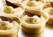 Học làm bánh: Bánh Pudding xoài