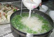 Hương vị quê nhà: Bánh canh cá sơn thóc