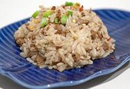 Thực đơn bữa trưa: Cơm trộn thịt hầm