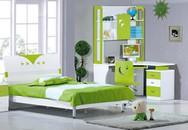 4 lưu ý trong cách bố trí phòng ngủ cho trẻ