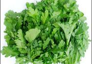 Cách giữ vitamin trong rau xanh