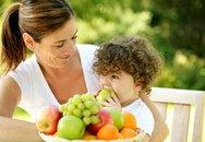 Dinh dưỡng cho trẻ bị viêm đường hô hấp