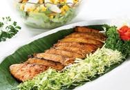 Thực đơn bữa tối: Cá tuyết nướng tỏi