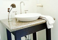 10 giải pháp cho phòng tắm hẹp