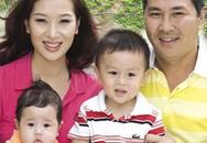 Hoa khôi thể thao Thu Hương sợ bị chồng chê