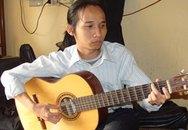 Chàng nhạc sĩ mù sống chết với đam mê