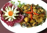 Món ngon cuối tuần: Cá đuối nướng nghệ