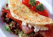 Học làm bánh: Bánh kẹp thịt