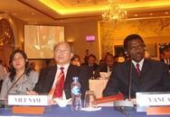 Hội nghị lần thứ 60 WHO khu vực Tây Thái Bình Dương: Hoàn thành nhiều mục tiêu chăm sóc sức khỏe nhân dân