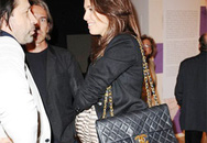 Bạn gái tỷ phú Abramovich lộ bụng bầu