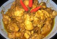 Thực đơn bữa tối: Thịt gà kho xả