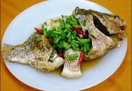 Hương vị quê nhà: Nghe mưa nhớ cá rô