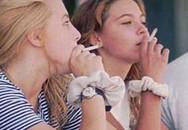 Trẻ hút thuốc lá nhiều khả năng sẽ nghiện ma túy