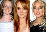 Sự thay đổi theo thời gian của Lindsay Lohan
