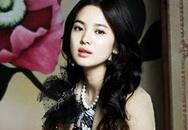 Diện áo khoác mùa lạnh cùng Song Hye Kyo