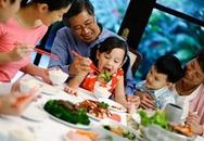 Bữa ăn gia đình giúp bạn khỏe mạnh hơn