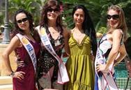 Cuộc thi HHQB đẹp và thành đạt thế giới 2009: 73/78 thí sinh có mặt