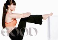 Bài tập thể dục đánh tan mỡ bụng