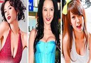 Top 10 mỹ nhân xứ Đài có gò bồng đảo đẹp nhất